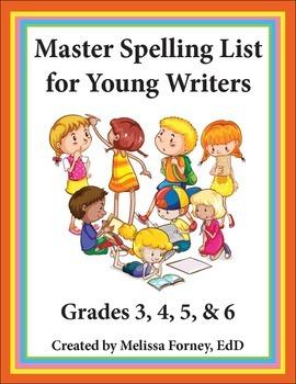 Spelling Grades 3 - 6