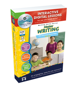 Master Writing BIG BOX - NOTEBOOK Gr. 5-8