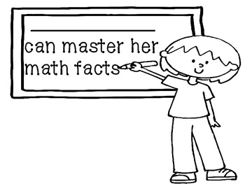 Master Your Math Facts
