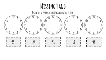 Master the Minute Hand