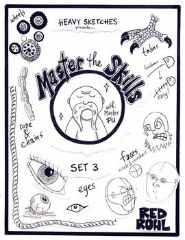 Master the Skills: Set Three
