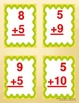 +5 Addition Facts Practice & Assessments