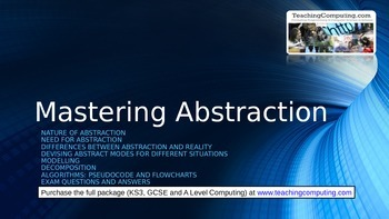 Mastering Abstraction_Algorithms_decomposition