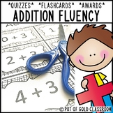 Addition Fact Fluency Practice