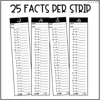 Mastering Addition Facts