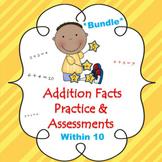 Addition Facts *Bundle* ~ Common Core Aligned