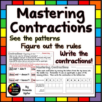 Mastering Contractions