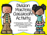 Mastering Division Facts!