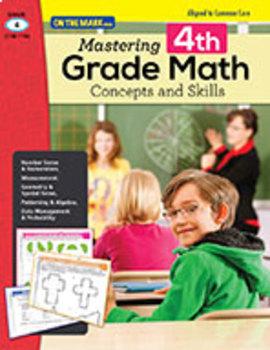 Mastering Fourth Grade Math Concepts & Skills - Common Core (Enhanced eBook)