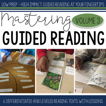 Mastering Guided Reading Volume Three