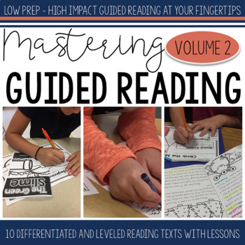 Mastering Guided Reading Volume Two
