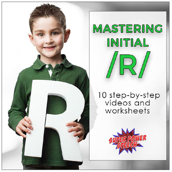 Mastering Initial /R/ (Free Course Preview)