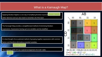 Mastering Karnaugh Mapping/Boolean Expressions