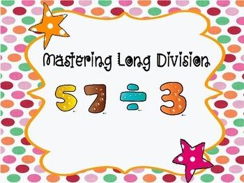 Mastering Long Division