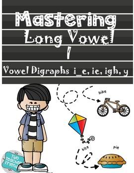 Mastering Long Vowel I with Vowel Digraphs