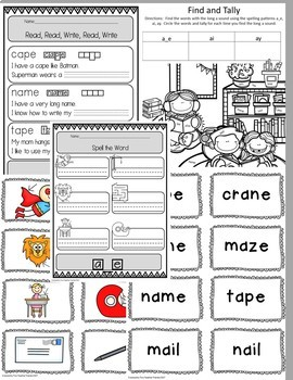 Mastering Long Vowel O with Vowel Digraphs