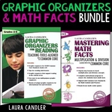 Laura Candler's Reading Graphic Organizers and Mastering M