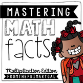 Math Fact Fluency Practice | Multiplication