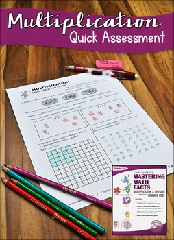Laura Candler's Mastering Math Facts Multiplication and Division