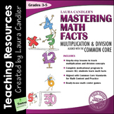 Mastering Multiplication Facts: Lessons, Activities, Games