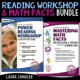 Laura Candler Reading Workshop and Math Facts Ebook Bundle