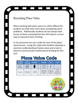 4/5 Differentiated Daily Math: Place Value