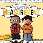 Mastering Measurement: Non-Standard and Standard Linear Measurement