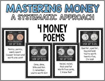 Money Worksheets {A Systematic Approach}