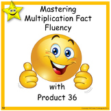 Mastering Multiplication Fact Fluency