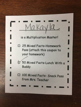 Mastering Multiplication with Timed Drills