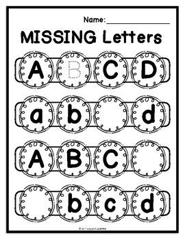 Mastering My Letters Book 1: Kindergarten Worksheets