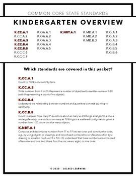 Mastering My Numbers: Number 11 Kindergarten Worksheets