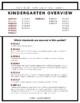 Mastering My Numbers: Number 13 Kindergarten Worksheets