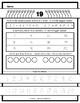 Mastering My Numbers: Number 19 Kindergarten Worksheets