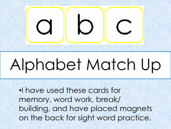 Mastering Our Alphabet Letters: Printables