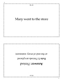 Mastering Punctuation Level 1: Flash Cards