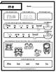 Kindergarten Sight Words: (NO PREP) Book 6