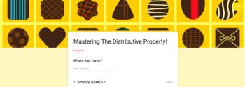 Mastering The Distributive Property