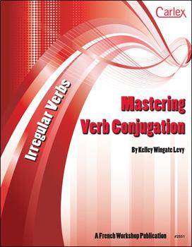 Mastering Verbs: Irregular Verbs - Digital Files