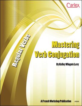 Mastering Verbs: Regular - Digital Files