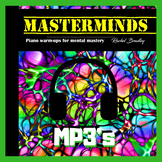 Masterminds MP3's: Songs for a Growth Mindset