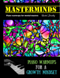Piano Masterminds: Warm-ups for a Growth Mindset-Unlimited