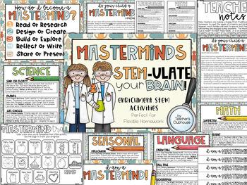 Masterminds STEM Enrichment Club