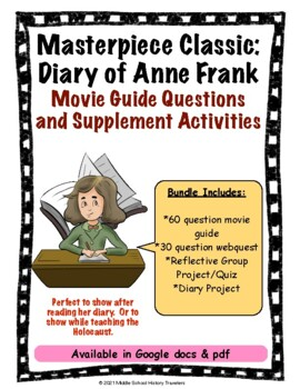 Masterpiece Classic: The Diary of Anne Frank Movie Bundle