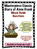 Masterpiece Classic: The Diary of Anne Frank Movie Guide Q
