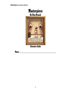 Masterpiece Literature Guide