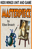 Masterpiece by Elise Broach, An Art-History Mystery with a