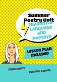 Mastery Assessment- Poetry Figurative Language /Ryhme Scheme