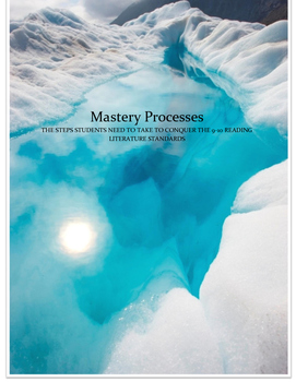Mastery Proccesses to Master the Grades 9-10 Reading Liter