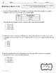 Mastery Quiz 4.4A: Add & Subtract Whole Numbers & Decimals {TEKS 4.4A}
